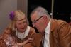 Sue Martin and Graeme Aspinall