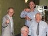 Graham Faulkner, Greg Downs, Brian Adams and Bob Hurst