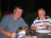 Rob Dawson and John Flemming